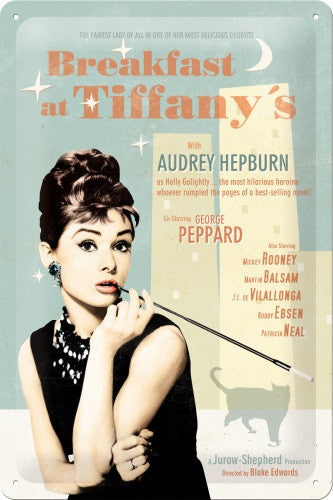 audrey-hepburn-breakfast-at-tiffany-s-film-movie-vintage-classic-metal-wallsign