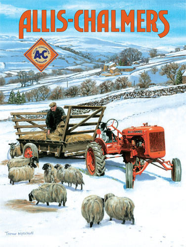 allis-chalmers-vintage-classic-tractor-farmer-and-sheep-in-the-snow-motor-farming-vehicle-metal-steel-wall-sign