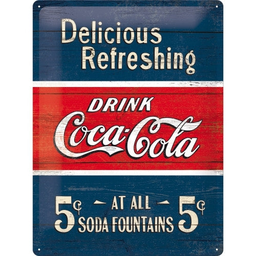 coca-cola-delicious-refreshing-retro-old-shop-3d-metal-steel-wall-sign