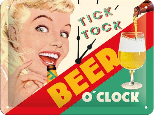 beer-o-clock-retro-pub-bar-kitchen-not-a-clock-metal-sign-only-with-printed-on-clock-fingers-3d-metal-steel-wall-sign