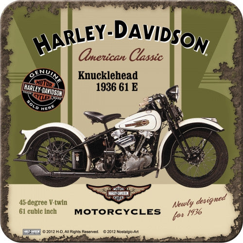 harley-davidson-classic-knucklehead-motorcycle-bike-coaster