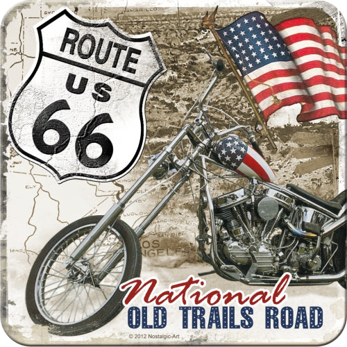 Route 66 Old Trails Road Easy Rider Motorcycle Bike
