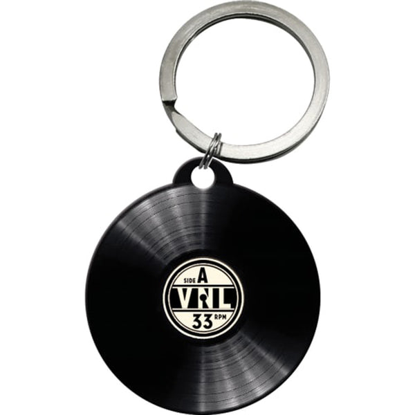 vinyl-never-dies-lp-record-retro-dj-audio-keyring
