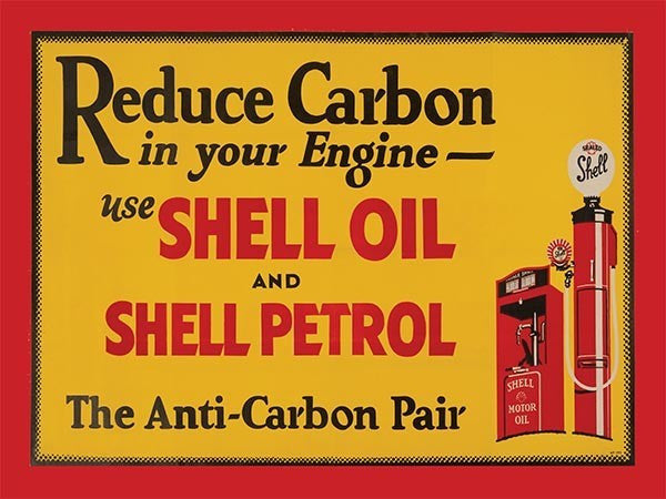 shell-reduce-carbon-petrol-pump-fuel-gasoline-oil-red-and-yellow-old-retro-vintage-advert-use-shell-in-your-engine-old-shell-written-logo-50-s-in-style-genuine-shell-licence-product-metal-steel-wall-sign
