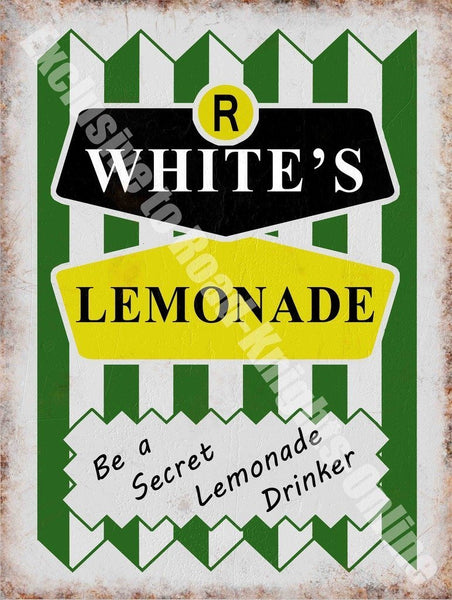 roll-over-image-to-zoom-in-r-whites-secret-lemonade-drinker-vintage-kitchen-drink-advert