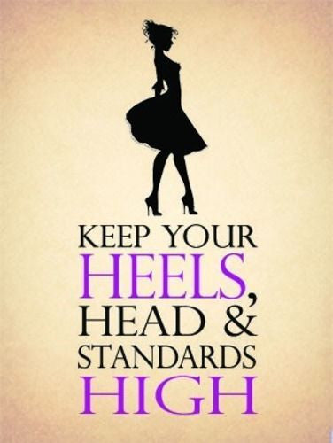 glamorous-keep-your-heels-head-and-standards-high-sexy-girl-silhouette-of-woman-lady-in-heels-and-dress-for-house-home-bedroom-birthday-present-idea-metal-steel-wall-sign