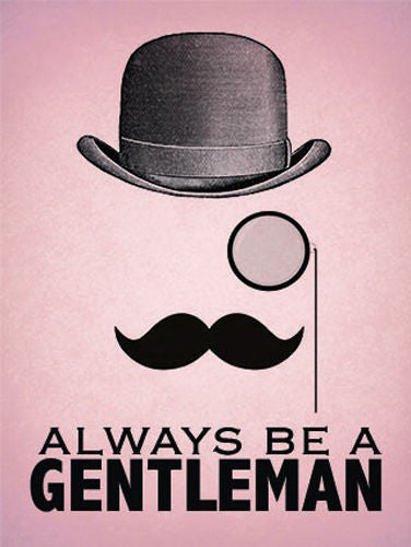 always-be-a-gentleman-tache-bowler-hat-classic-barber-shop-for-house-home-deli-cafe-pub-bar-or-club-birthday-present-idea-metal-steel-wall-sign
