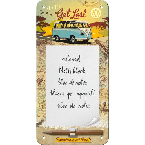 let-s-get-lost-be-prepared-to-start-your-own-adventure-vw-campervan-bulli-blue-white-split-screen-splitty-transporter-volkswagen-notepad