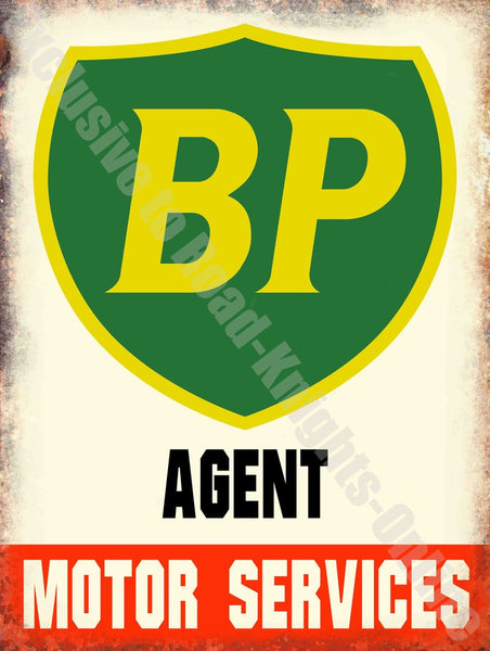 bp-petrol-agent-motor-services-car-oil-vintage-garage-metal-steel-wall-sign