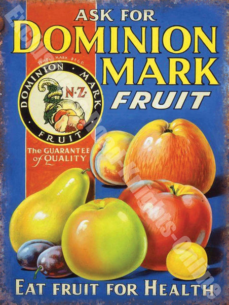 dominion-fruit-shop-cafe-health-food-store-greengrocer-drink-retro-kitchen-advert-old-english-metal-steel-wall-sign