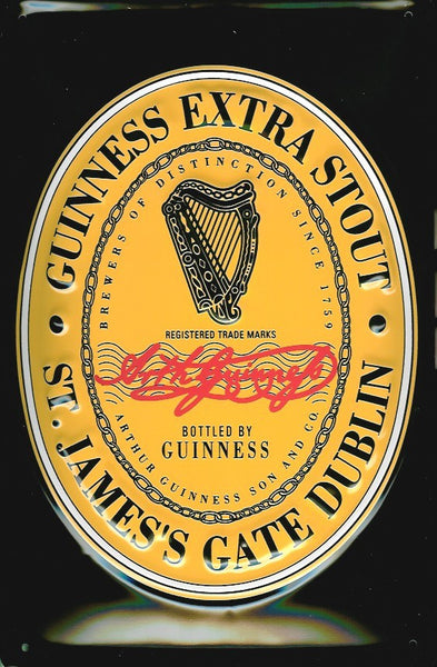 guinness-label-irish-bottle-beer-drink-pub-bar-inn-3d-metal-steel-wall-sign