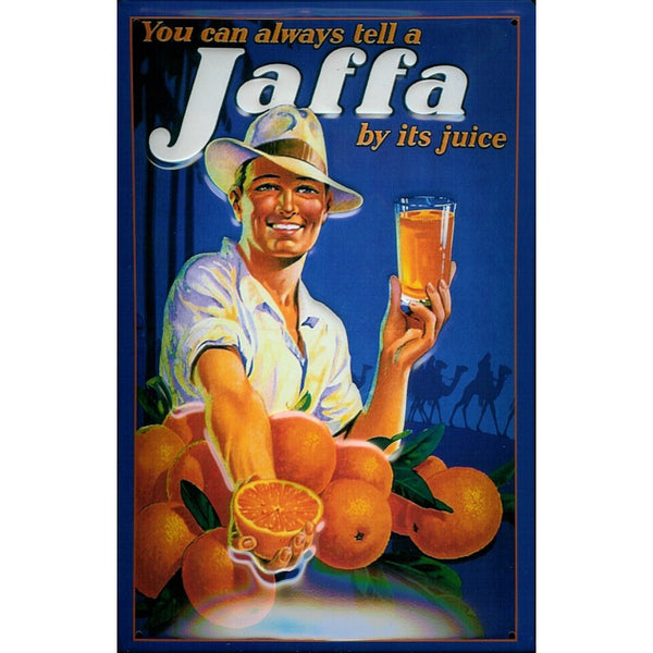 jaffa-orange-cocktail-tiki-bar-drink-mixer-kitchen-3d-metal-steel-wall-sign
