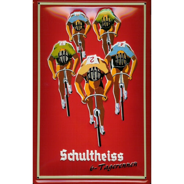 schultheiss-beer-cycling-cycle-race-pub-man-cave-3d-metal-steel-wall-sign