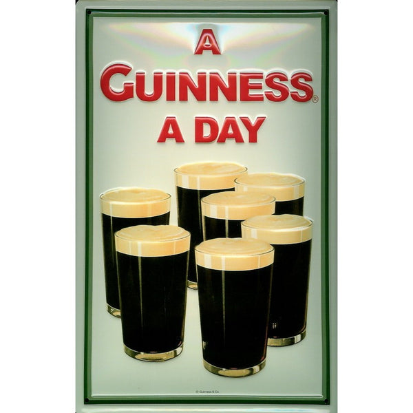 guinness-a-day-drink-advertising-pub-bar-man-cave-3d-metal-steel-wall-sign