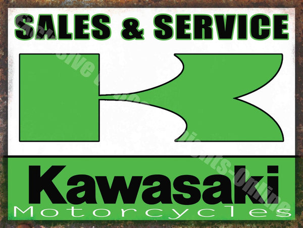 kawasaki-motorcycles-sales-service-vintage-garage-metal-steel-wall-sign