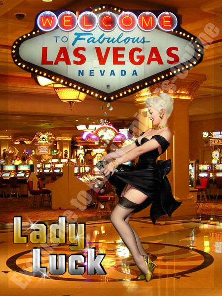 lady-luck-las-vegas-casino-pin-up-girl-gambling-metal-steel-wall-sign