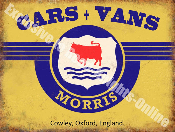 morris-cars-vans-dealership-vintage-garage-metal-steel-wall-sign