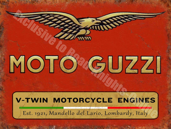 moto-guzzi-v-twin-motorcycle-engines-vintage-garage-metal-steel-wall-sign