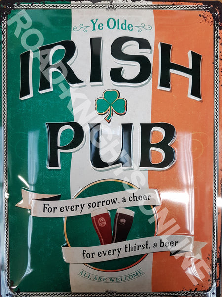 irish-pub-bar-beer-guinness-stout-flag-st-patricks-3d-metal-steel-wall-sign