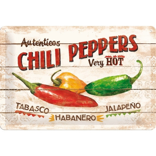 chilli-peppers-very-hot-tabasco-habanero-jalapeno-kitchen-bar-restaurant-cafe-3d-sign