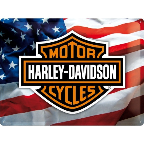 harley-davidson-motorbike-badge-logo-flag-motorcycle-garage-classic-bike-seen-in-films-like-easy-rider-chopper-hog-ideal-for-house-home-bar-garage-or-man-cave-3d-metal-steel-wall-sign