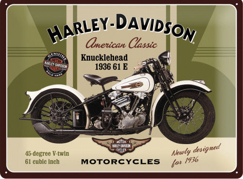 harley-davidson-classic-knucklehead-motorcycle-bike-3d-metal-steel-wall-sign
