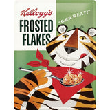 kellogg-s-advertising-breakfast-food-frosties-tiger-old-retro-vintage-design-frosted-flakes-tony-the-tiger-g-r-r-reat-breakfast-cereal-box-cover-food-and-drink-3d-metal-steel-wall-sign