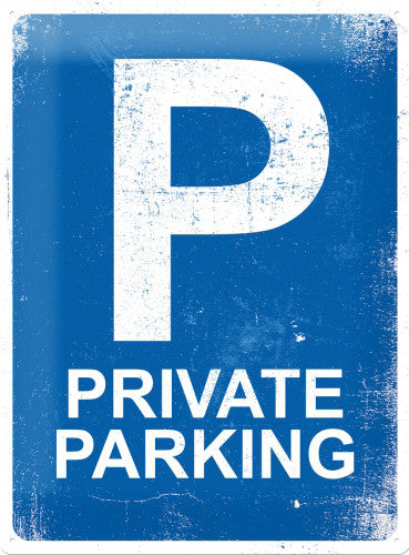 private-parking-space-notice-garage-warning-plaque-3d-metal-steel-wall-sign