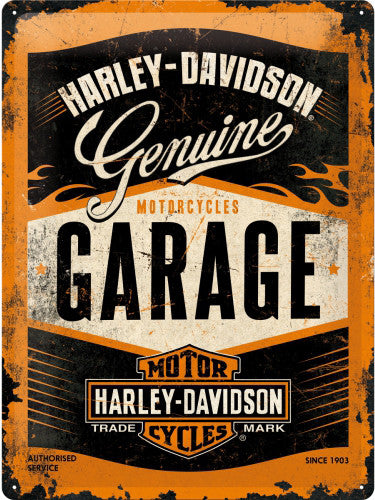 harley-davidson-genuine-garage-motorcycles-bike-chopper-vintage-retro-in-design-1950-s-1960-s-flames-authorised-service-garage-ideal-for-home-house-garage-shed-or-man-cave-hog-easy-rider-3d-metal-steel-large-wall-sign