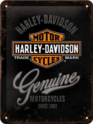 harley-davidson-genuine-motorcycles-since-1903-bikes-logo-on-black-retro-in-design-badge-hog-chopper-easy-rider-for-house-home-bar-garage-shed-or-man-cave-3d-metal-steel-wall-sign