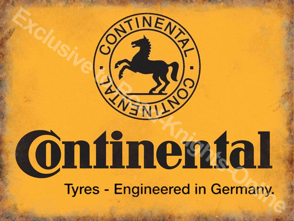 continental-tyres-yellow-sign-black-horse-logo-german-tyres-for-cars-motors-cycles-for-house-home-garage-bike-shop-man-cave-shed-or-pub-metal-steel-wall-sign