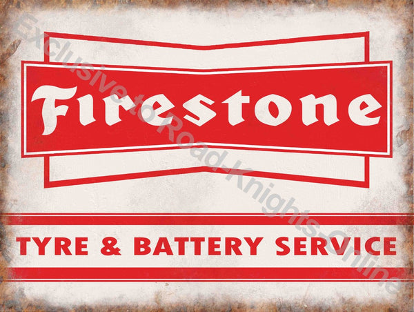 firestone-tyre-and-battery-service-bikes-cars-motors-etc-white-sign-with-red-logo-vintage-retro-old-for-house-home-bar-garage-man-cave-or-pub-or-bar-metal-steel-wall-sign