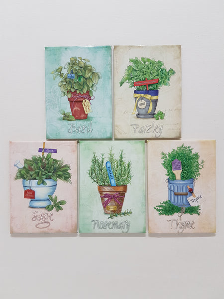 herbs-gardening-kitchen-cafe-cooking-bistro-food-novelty-fridge-magnet-gift-set