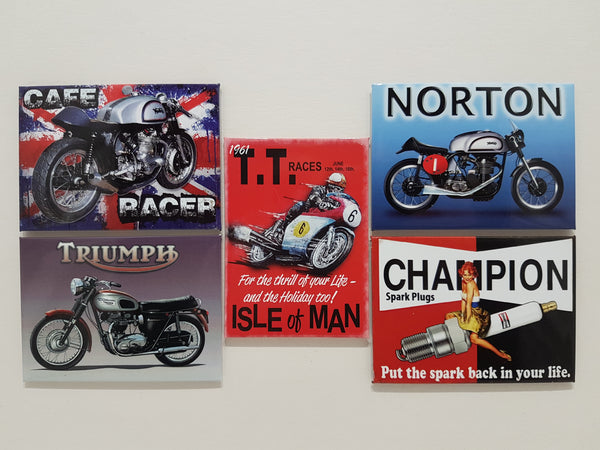motorbikes-motorcycles-garage-man-cave-boiler-novelty-fridge-magnet-gift-set