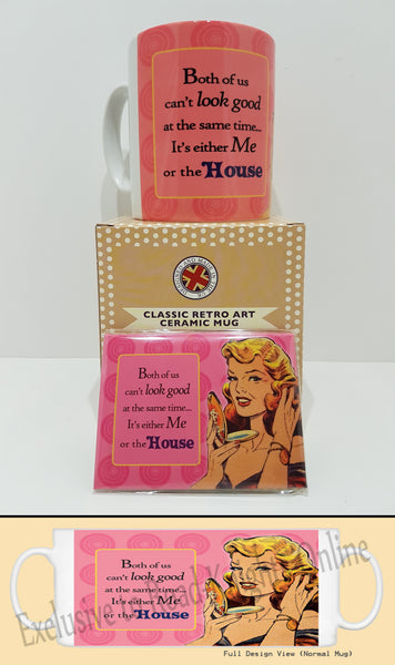 looking-good-retro-glamour-50s-style-girl-funny-tea-coffee-mug-magnet-gift-set