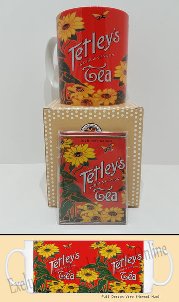 roll-over-image-to-zoom-in-vintage-food-drink-home-kitchen-tetley-indian-tea-coffee-mug-magnet-gift-set