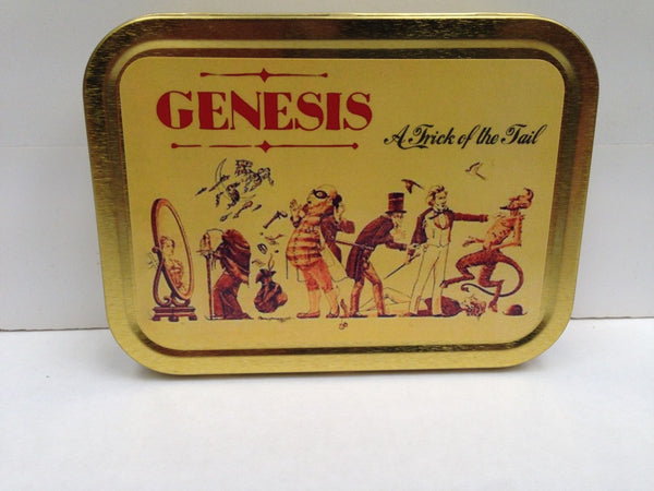 genesis-a-trick-of-the-tail-album-classic-rock-band-vinyl-cover-gold-sealed-lid-2oz-tobacco-storage-tin