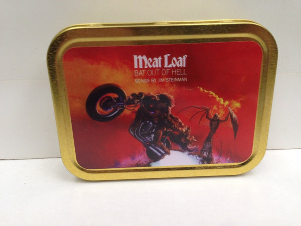 meat-loaf-bat-out-of-hell-album-cover-motor-bike-bat-statue-vinyl-cover-classic-rock-band-musical-inspired-gold-sealed-lid-2oz-tobacco-storage-tin