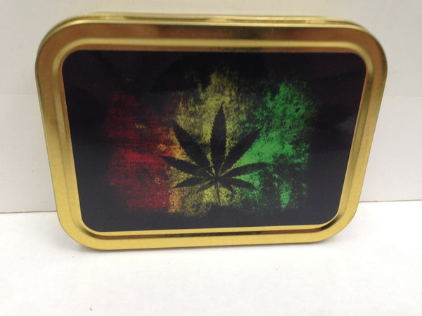 rasta-leaf-weed-stash-smoking-herb-gold-sealed-lid-2oz-tobacco-storage-tin