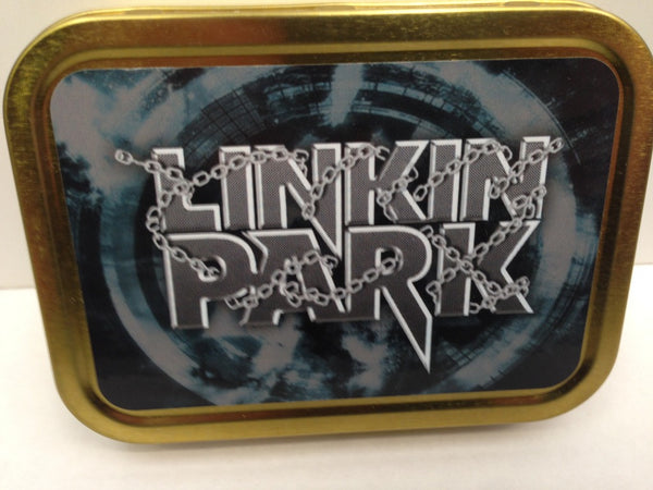 linkin-park-rock-band-rap-rock-nu-metal-gold-sealed-lid-2oz-tobacco-storage-tin