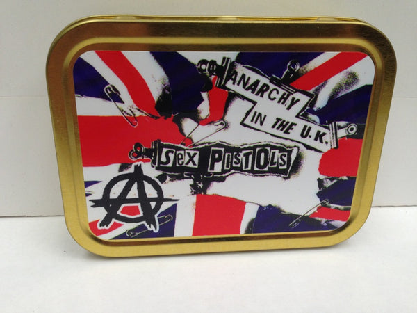 the-sex-pistols-anarchy-in-the-uk-union-jack-british-punk-band-70-s-god-save-the-queen-gold-sealed-lid-2oz-tobacco-storage-tin