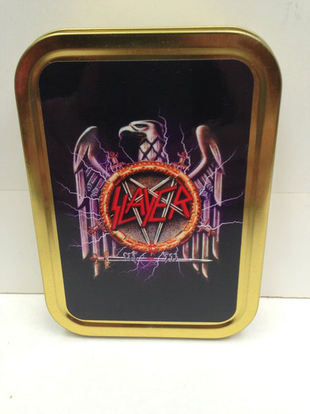 slayer-eagle-and-lightning-heavy-metal-band-gold-sealed-lid-2oz-tobacco-storage-tin