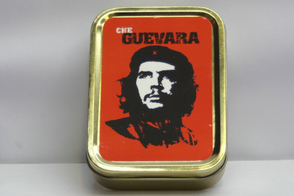 che-guevara-cuban-rebel-gorilla-iconic-picture-revolution-cuba-gold-sealed-lid-2oz-tobacco-storage-tin