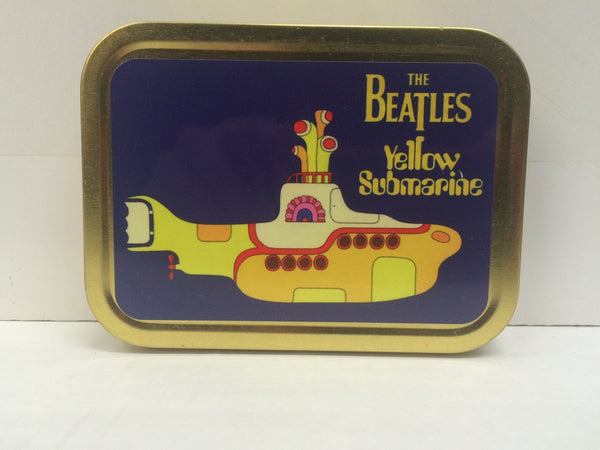 the-beatles-yellow-submarine-60-s-music-record-album-cover-film-song-classic-great-british-english-liverpool-in-the-town-where-i-was-born-lived-a-man-cartoon-comic-john-paul-ringo-and-george-gold-sealed-lid-2oz-tobacco-storage-tin