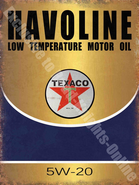havoline-motor-oil-texaco-vintage-garage-metal-steel-wall-sign