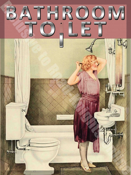 bathroom-toilet-to-let-home-vintage-metal-steel-wall-sign