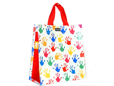 Shopper hands