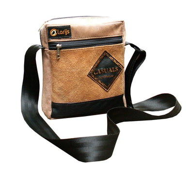 Smallbag leer casuals