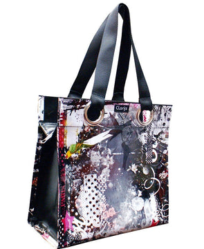 Zipper shopper Maria la Verda France