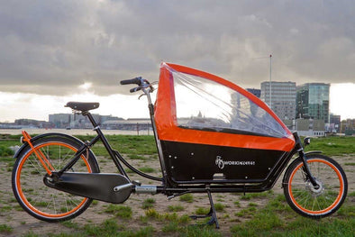KR8 cabrio tent by workcycles